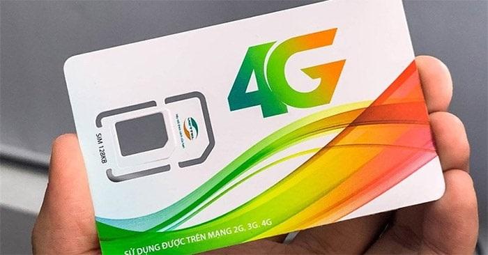 Hướng dẫn đổi sim 4G tặng data