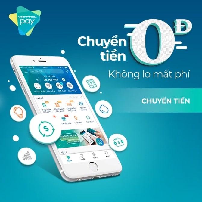 Bạn có thể sử dụng Viettel Pay để nạp tiền điện thoại