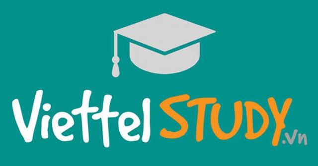 Viettel Study là ứng dụng học tập nổi tiếng