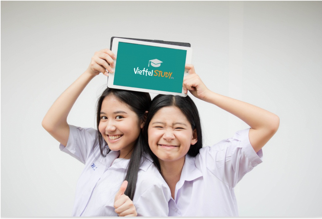 Viettel Study mang đến kiến thức phong phú lại thoải mái khi học ở nhà